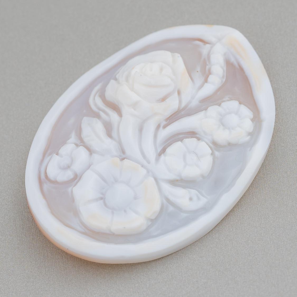 Perle di Maiorca Bianca Tondo 06mm
