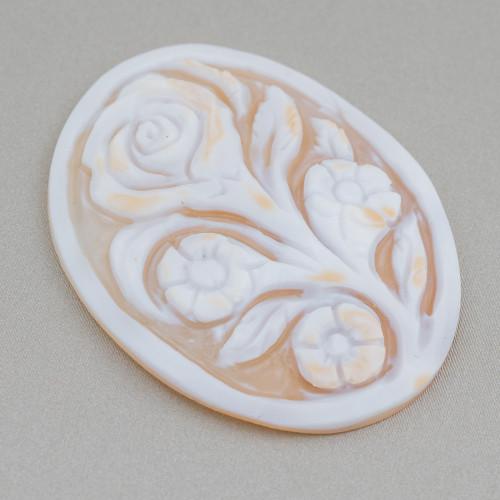Perle di Maiorca Bianca Tondo Liscio 10mm
