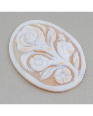 Perle di Maiorca Bianca Tondo 10mm