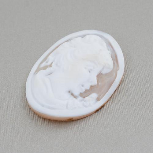Orecchini A Perno Di Argento 925 Con Occhio Di Gatto E Zirconi Con Bronzo, Perle Di Fiume e Marcasite Grigio