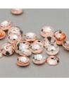 Perle di Maiorca Rosa Pastello Tondo 08mm
