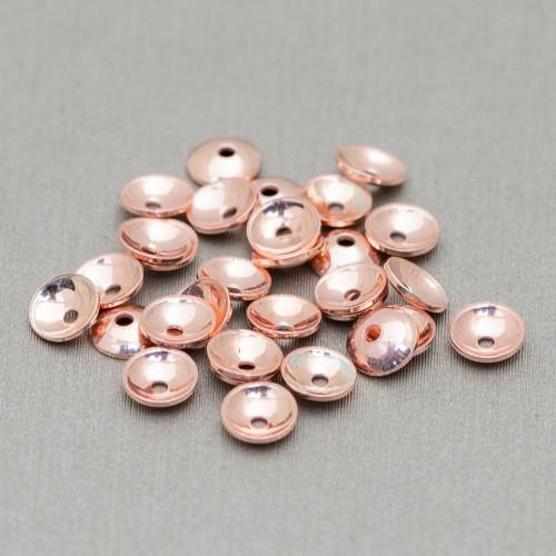 Pietre Dure Apatite Irregolare Piatto 15-22mm Con Glitter 10pz