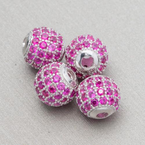 Perle Di Fiume Barocche Drops Pepite Bianco 16-18mm