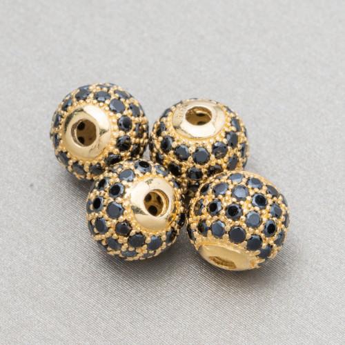 Perle Di Fiume Barocche Drops Pepite Multicolor 18-26mm