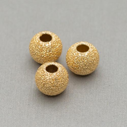 Collana Di Argento 925 Giada Coreana Viola Sfaccettata 10mm Con Nodini E Chiusura A Ciambella 46cm