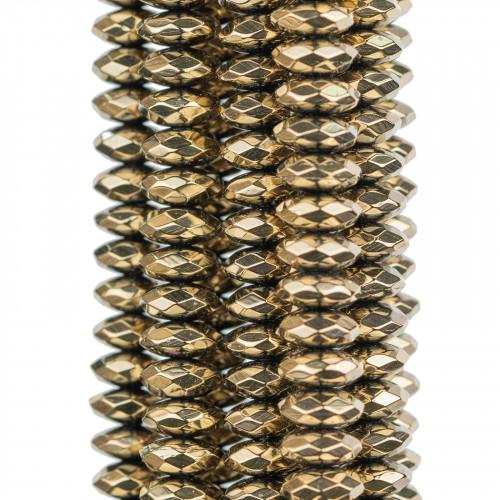 Basi Per Orecchini a Perno Di Bronzo Alberello 25x23mm 10 Paia