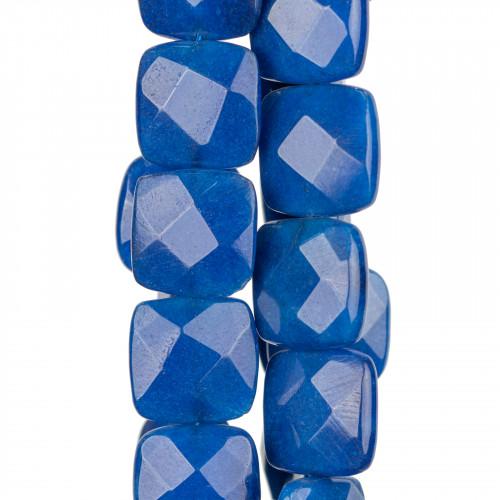 Giada Smeraldite Gocce Briolette Sfaccettate 10x14mm