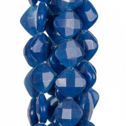 Perle di Fiume Tondo 7,0-8,0mm Lungo AAA3 Bianco