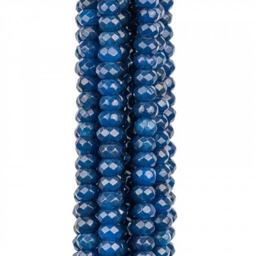 Perle di Maiorca Bianca Barocca Irregolare 13x18mm