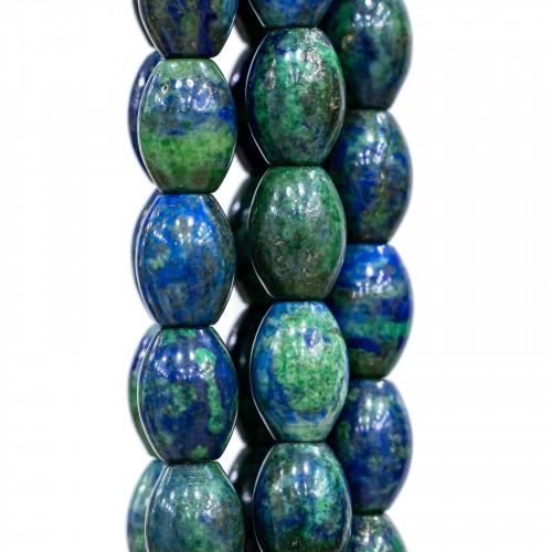 Marcasite Strass Perle Di Maiorca Gocce Piatte Con Cappuccio 20x27mm 8pz Nero