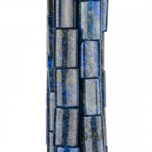 Perline a Filo Di Marcasite Strass Coppette Cupole 13-14mm 11pz Nero
