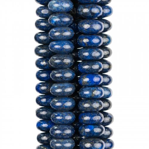 Perle di Fiume Bottoni Cabochon1 Foro 10,5-11,0mm 16 Paia Bianco