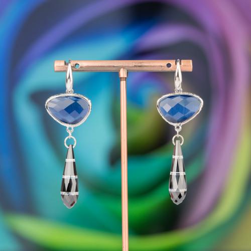 Perle Di Fiume Barocche Coin 11-13x15-18mm Rosa