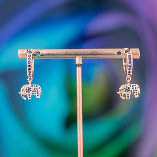 Componenti Di Perle Di Fiume Con Strass Marcasite 40x65mm