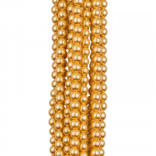 Orecchini A Monachella Di Argento 925 Con Catena 7cm Perle E Strass - Fucsia