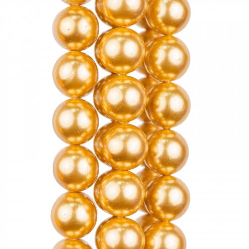 Orecchini A Monachella Di Argento 925 Con Catena 7cm Perle E Strass - Viola