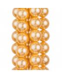 Orecchini di Argento 925 Con Giada Burma Rossa - Gocce