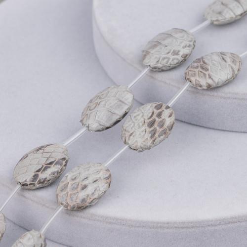 Collana Di Cristalli Misti E Catena Di Alluminio - Cristallo Nero