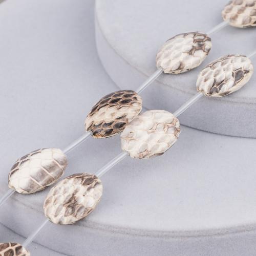 Collana Di Cristallo Nero 150cm Tondo Sfaccettato