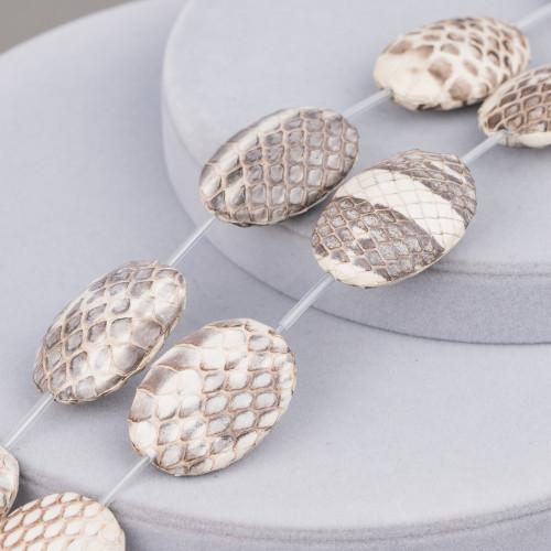 Collana di Perle di Fiume e Pietre Dure 90cm Onice