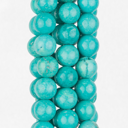 Cabochon Di Resina Druzi Goccia 10x14mm 50pz - Blu