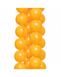 Cabochon Di Resina Druzi Goccia 18x25mm 20pz - Acquamarina