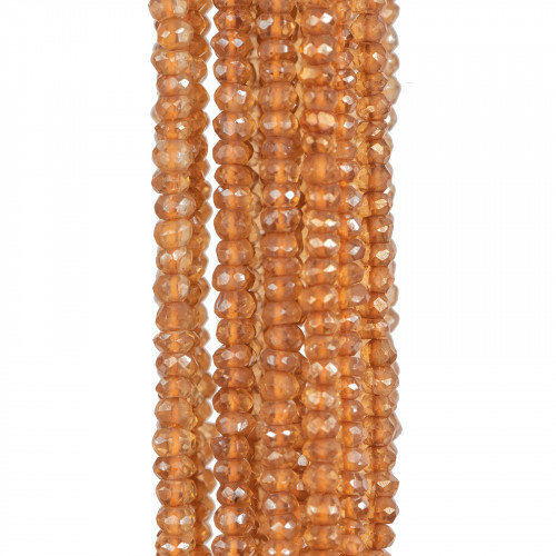 Giada Rosa Tondo Liscio 06mm
