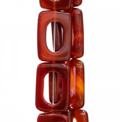 Cabochon Di Resina Druzi Ovale 18x25mm 20pz - Oro/Rose'