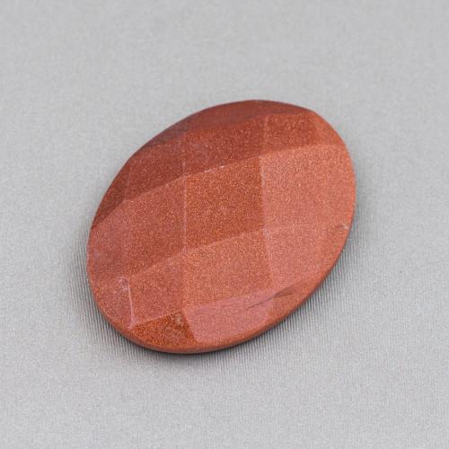Onice Tondo Piatto Sfaccettato 35mm