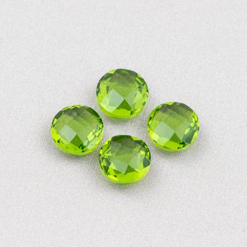 Rubizoisite Verde Cuore Grezzo 20mm