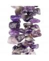 Perle Di Fiume Barocche A Goccia (AQL) 110-120gr Bianco