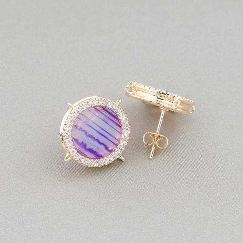 Perle Di Fiume Tondo 5,5-6,0mm AA+ Bianco