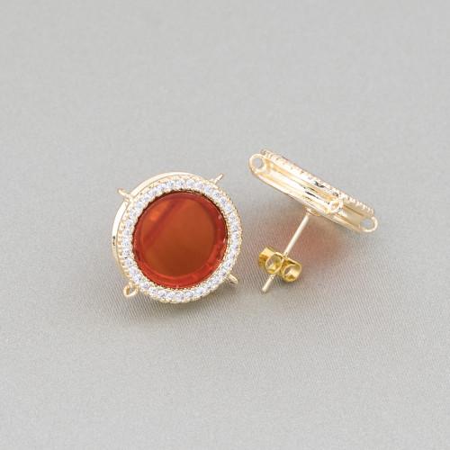 Perle di Fiume Potato Lucido4,0-4,5mm Bianco