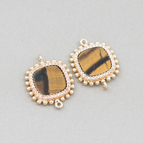 Orecchini Di Argento 925 E Perle Di Fiume 6,0-6,5mm 12 Paia Grigio