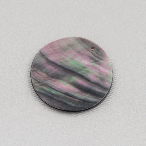 Acquamarina Multicolor Sfaccettato 10mm