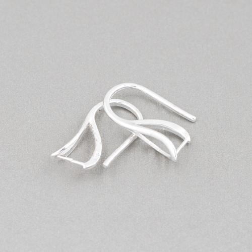 Conchiglia Bianco Tondo Liscio 06mm