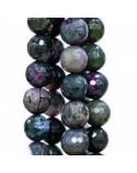 Calcedonio Multicolor Tondo Liscio 08mm
