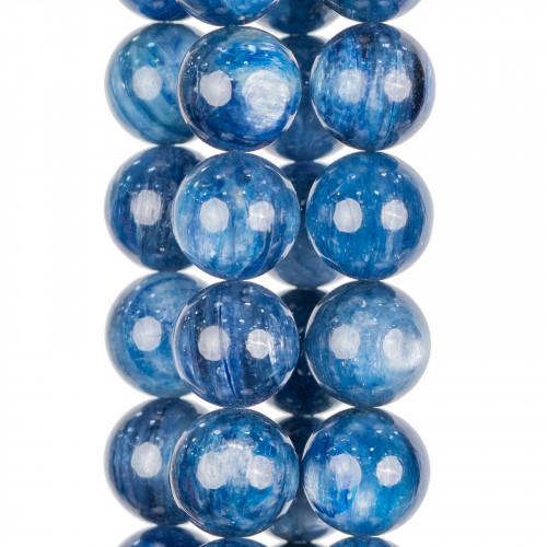 Orecchini A Clip Di Bigiotteria Con Cristalli Sfaccettati Con Anellino 30mm
