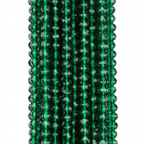Perle di Fiume Tondo 7,0-7,5mm AAA Bianco