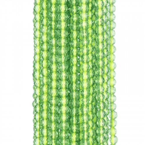 Perle di Fiume Tondo 7,0-7,5mm AAA Bianco Multicolor