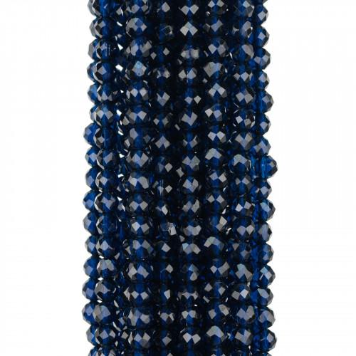 Perle di Fiume Tondo 7,5-8,0mm AAA Bianco