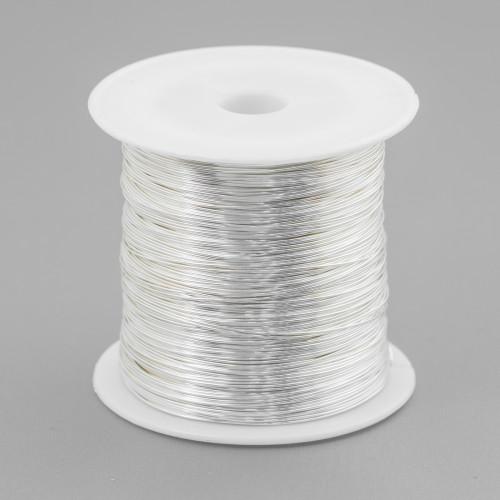 Perle Di Fiume Tondo 8,0-8,5mm AAAA+ Bianco