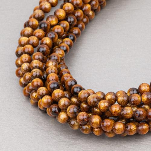 Corniola Multicolor Sfaccettato 14mm