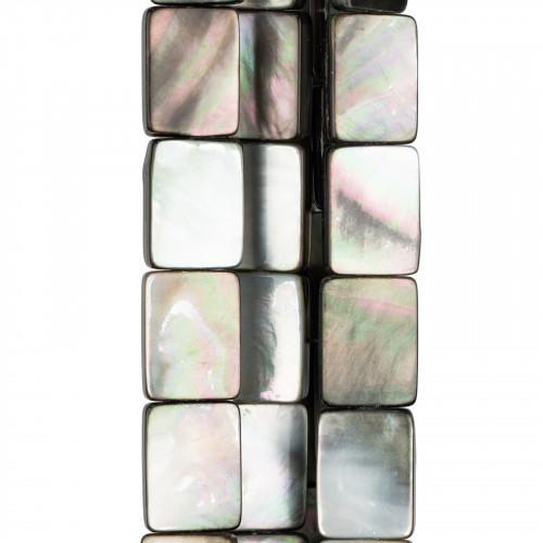 Aulite Bianco Tondo Liscio 12mm