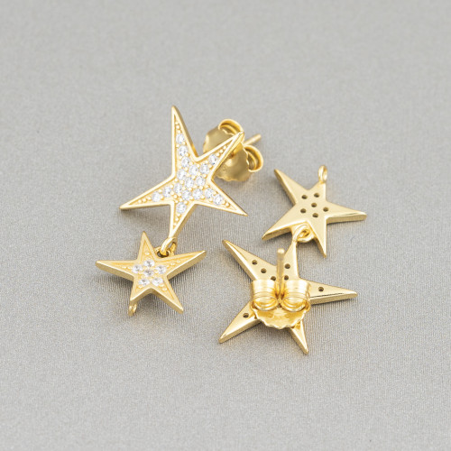 Perle Di Fiume Barocche Pepite Grigie (XSQ) 80-90gr