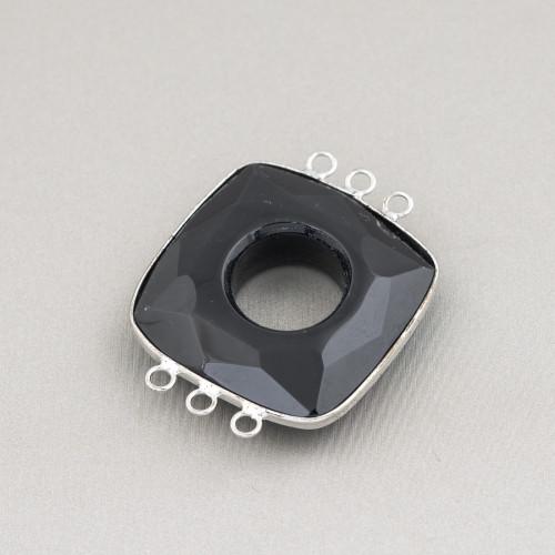 Perle Di Fiume Barocche Piatte (YHG) Lilla 100-110gr