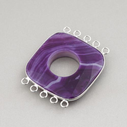 Perle Di Fiume Barocche Piatte (YJG) Bianco 90-100gr