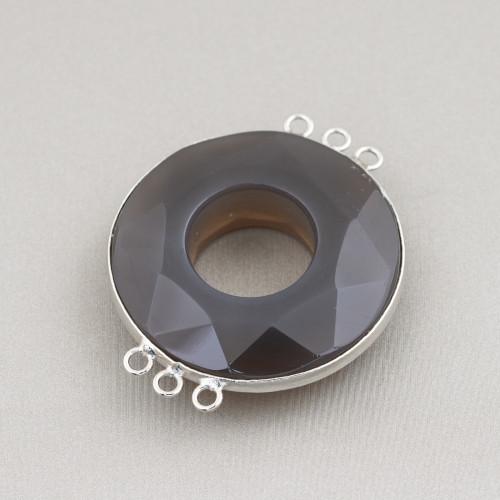 Perle Di Fiume Gocce Briolette Piatte (XSW) 90-100gr