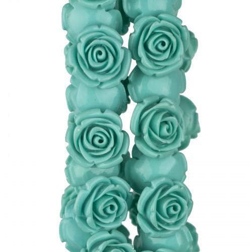Orecchini Di Argento 925 A Monachella Con Filigrana E Quarzo Rutilato Verde Con Perle Di Fiume 20x79mm
