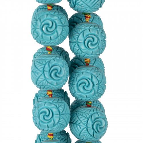 Orecchini A Perno Di Bronzo Con Zirconi Multicolor Pavè Lungo Con Chiocciola 04x27mm 3 Paia